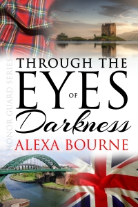 Bourne Through the Eyes of Darkness PRINT
