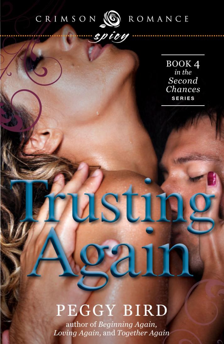 Trusting Again Cover