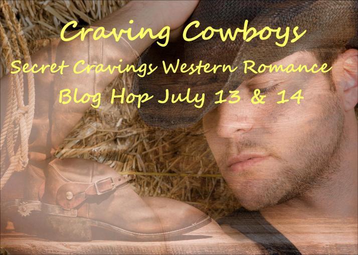 Western Romance Blog Hop  Badge