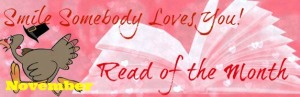 SSLY Read of the Month November