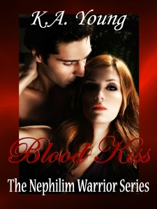 Blood Kiss Cover