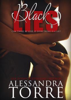 Black lies cover