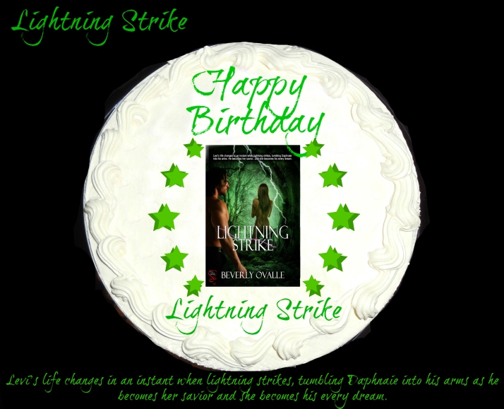 Happy Birthday Lightning Strike 2
