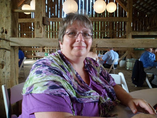 Vicki at Wedding