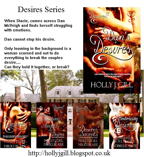 Desires series looking fab