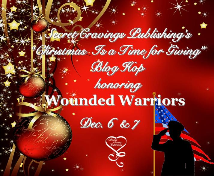Wounded Warriors Xmas hop