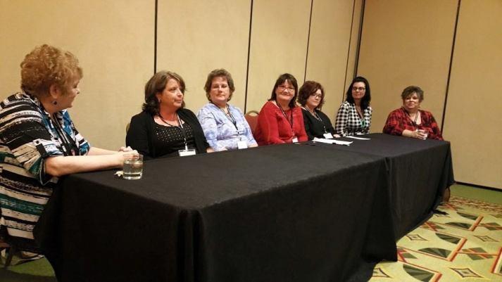 author panel