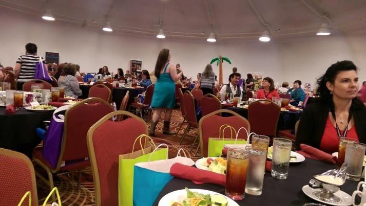 authors luncheon