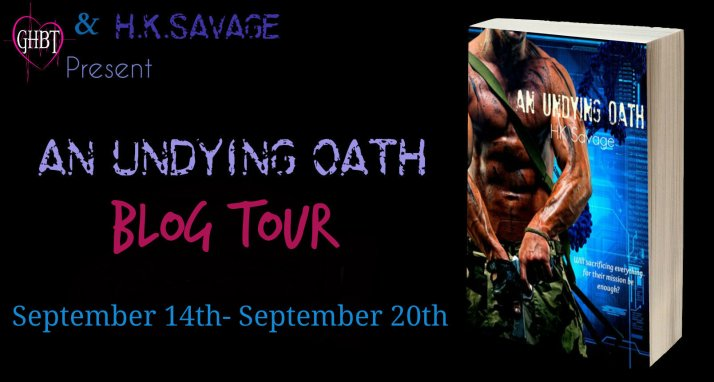 An  undying Oath blog tour