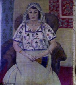 Matisse found in Gurlitt's apt 2012