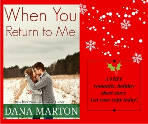 A FREE romantic, holiday short story,set in the Broslin   Creek world. Share the love this holiday season!