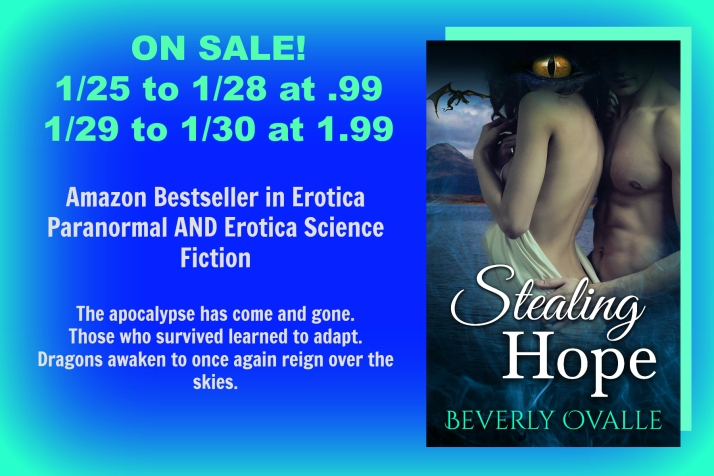Stealing Hope On Sale