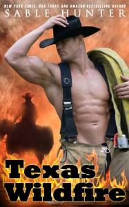 Texas Wildfire Cover