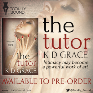 The-Tutor-KD-Grace_PromoSquare_PreOrder_final