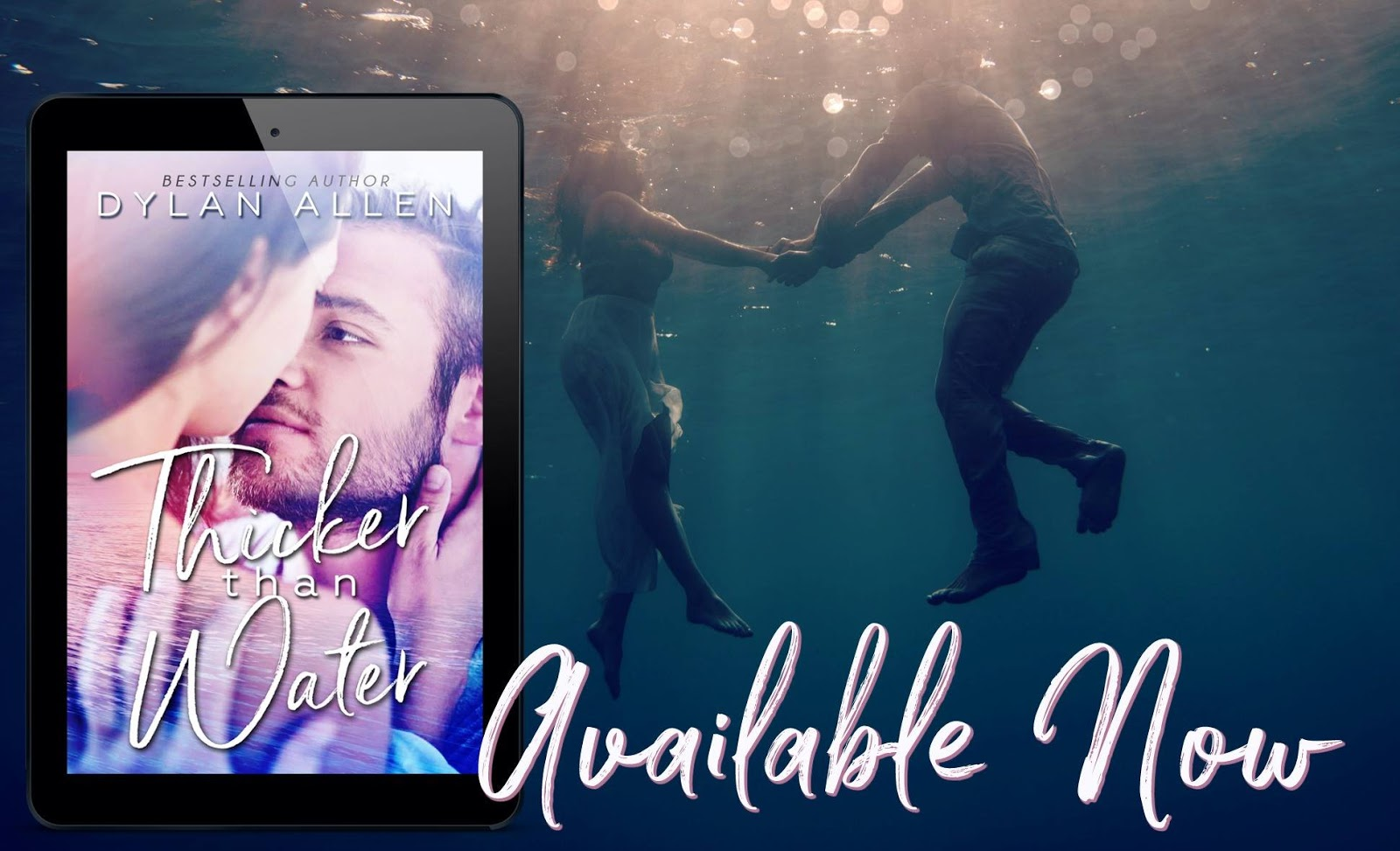 Thicker than Water ~ Release Blitz | SSLYblog